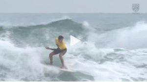 全日本学生サーフィン選手権 / 予選 / 2019年10月19日 / ハイライト